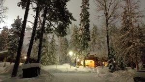 Финляндия — Лапландия